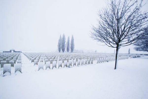 Tyne Cot CWGC (Commonwealth War Graves Commission)
