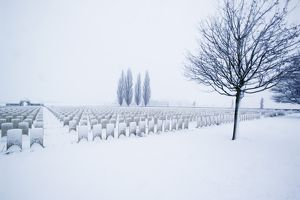 Tyne Cot Cemetery - Ypres